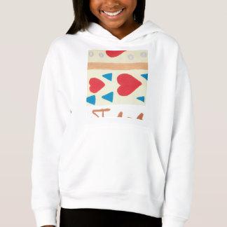 Love Path Girl's Fleece Pullover Hoodie