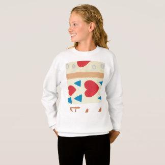 Love Path Girls' Hanes ComfortBlend® Sweatshirt