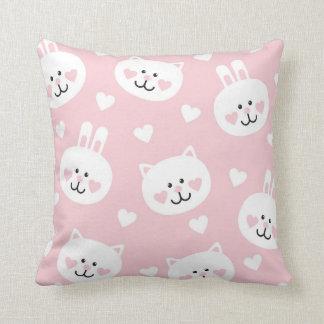 Love Pattern 2 Throw Pillow