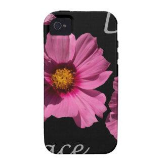 Love Peace and Joy Case-Mate iPhone 4 Case