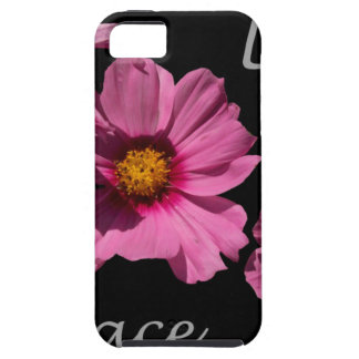 Love Peace and Joy iPhone 5 Cover