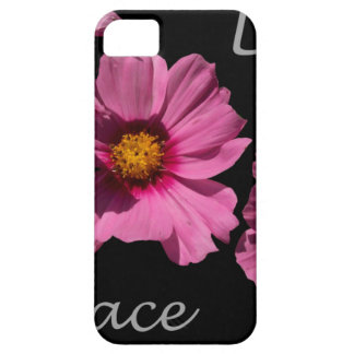 Love Peace and Joy iPhone 5 Covers