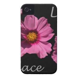 Love Peace and Joy iPhone 4 Case-Mate Case
