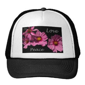 Love Peace and Joy Trucker Hat