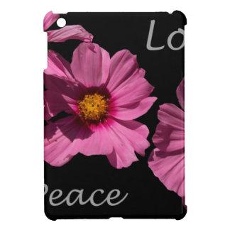 Love Peace and Joy iPad Mini Cases
