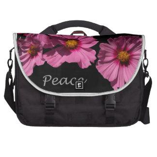 Love Peace and Joy Laptop Computer Bag
