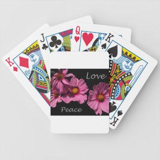 Love Peace and Joy Card Decks