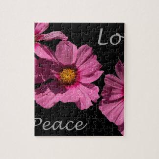 Love Peace and Joy Jigsaw Puzzle
