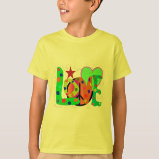 Love PEACE & Harmony T-Shirts and Gifts