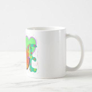 Love PEACE & Harmony T-Shirts and Gifts Basic White Mug