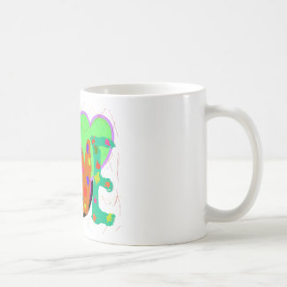Love PEACE & Harmony T-Shirts and Gifts Classic White Coffee Mug