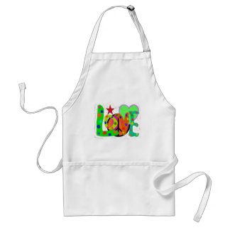 Love PEACE & Harmony T-Shirts and Gifts Standard Apron