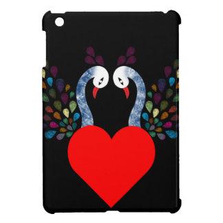 love pecock 3 iPad mini case