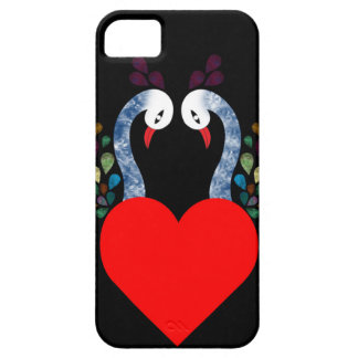 love pecock 3 iPhone 5 cover