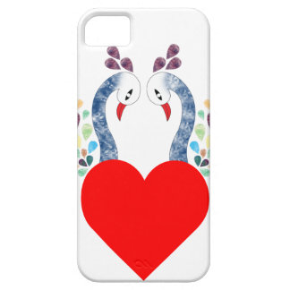 love pecock iPhone 5 cover