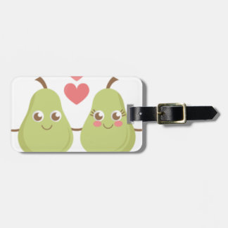 Love, perfect Pair- Wedding gifts, Anniversary Luggage Tag
