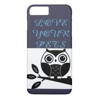 love pets iPhone 7 plus case