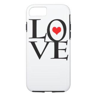 LOVE PHONE iPhone 7 CASE