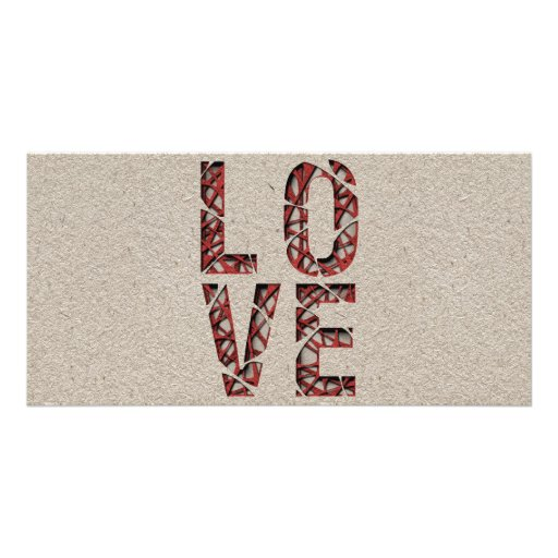 LOVE PICTURE CARD