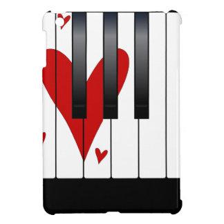 Love Piano iPad Mini Cover