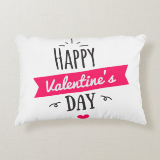 "Love Pillow For Valentine's Day 16"" x 12"""