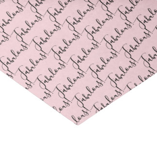 Love Pink Celebration Fabulous Party Tissue Paper