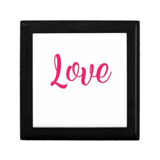 Love Pink Gift Box