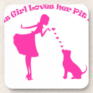 love pitty beverage coasters