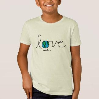 Love Planet Earth T Shirt
