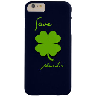 Love Plants Barely There iPhone 6 Plus Case