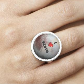 Love Pluto Ring