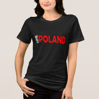 LOVE POLAND T-Shirt