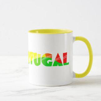 Love Portugal Mug