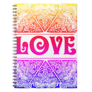Love - Positive Quote´s Notebook