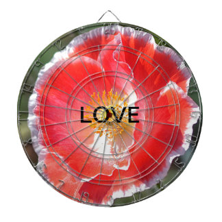 Love Post It Notes Dartboard