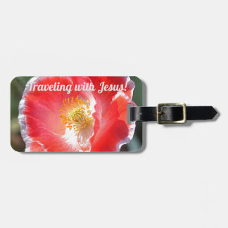 Love Post It Notes Luggage Tag