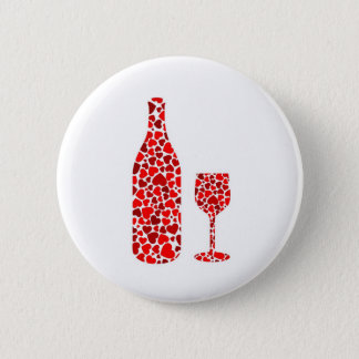 Love potion 2 inch round button