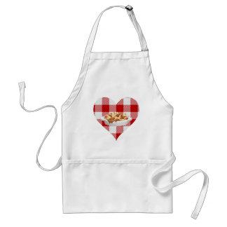 love poutine standard apron
