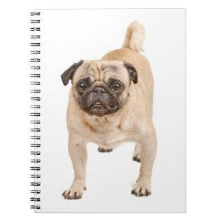 Love Pug Puppy Dog Notebook / Journal