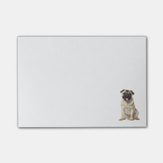 Love Pug Puppy Dog Post IT Sticky Notes
