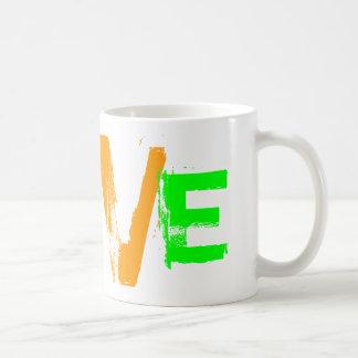LOVE PUGS COFFEE MUG