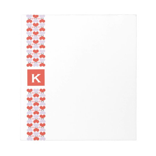 Love Quilt Notepad