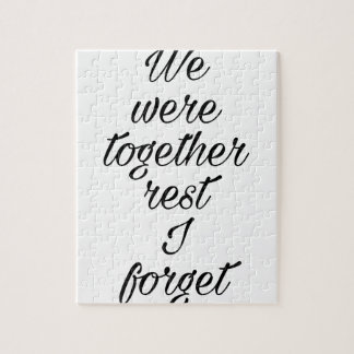 Love quote jigsaw puzzle