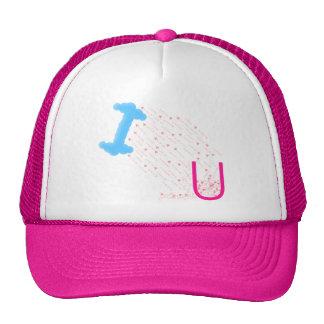 Love Rain Trucker Hat