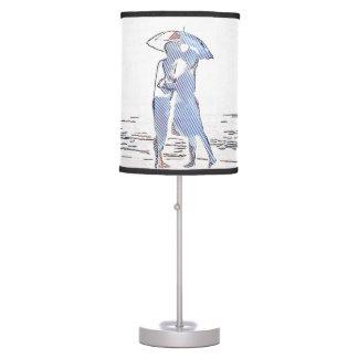 Love Rains Down Table Lamp