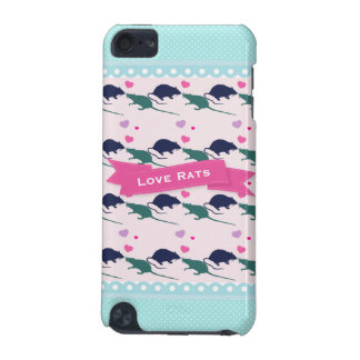 Love Rats Polka Dot iPod Touch 5G Case