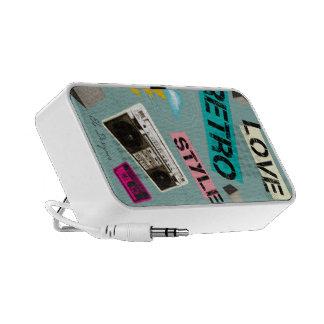 Love Retro iPod Speaker