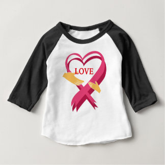 LOVE RIBBON BABY T-Shirt