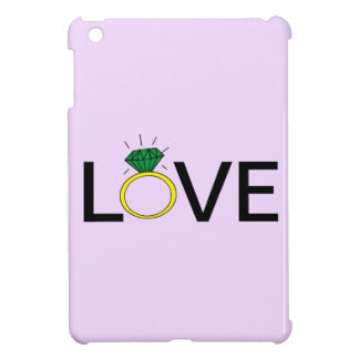 Love Ring Case For The iPad Mini