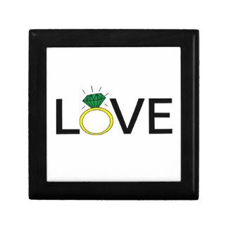 Love Ring Gift Box